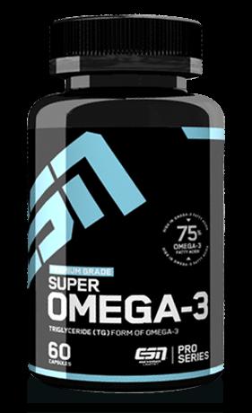 Super Omega 3 (60 Caps), ESN
