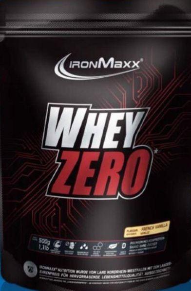 Whey Zero (500g) Beutel, Ironmaxx Nutriton