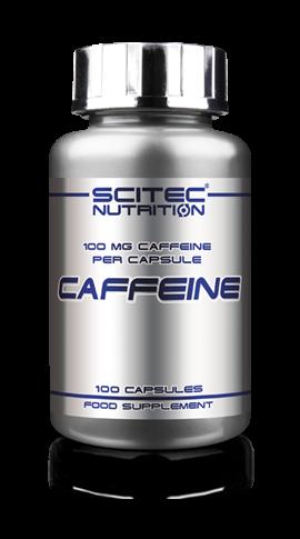 Caffeine (100 Tabs), Scitec Nutrition