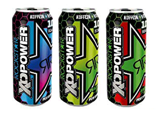 Rockstar XD Energy Drink (500ml)