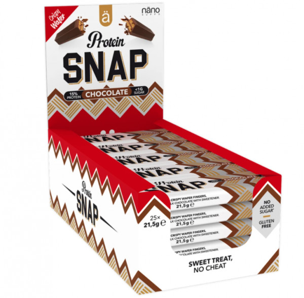Protein Snap (21,5g), Nano ä