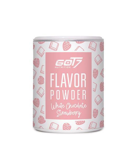 Flavor Powder (150g), Got7 Nutrition