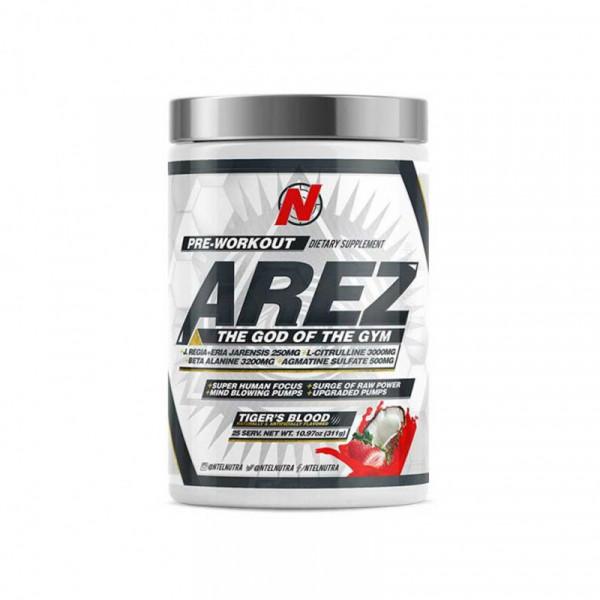 Arez Titanium (253g),Ntel Nutra