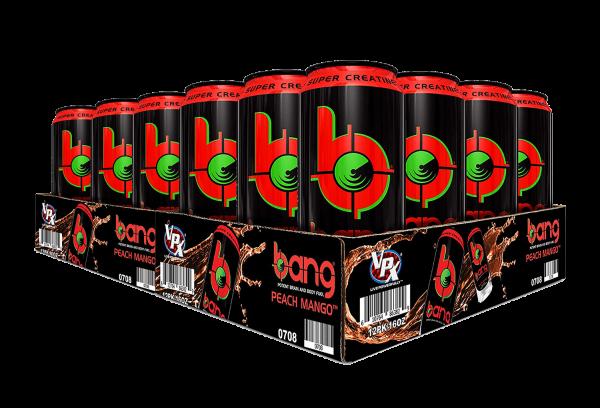 24 x 500ml - Bang Energy Drink (inkl. Pfand)