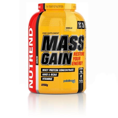 Mass Gain (1000g), Nutrend
