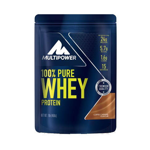 100% Pure Whey (450g), Multipower