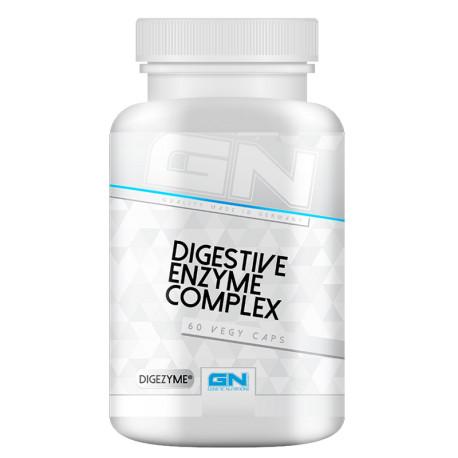 Digestive Enzymes (60 Caps), GN Laboratories