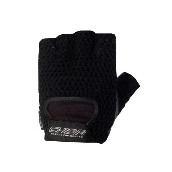 Chiba Athletic Handschuhe Black Uni 30410
