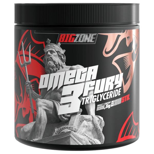 Omega 3 Triglyceride (300 Kapseln), BigZone