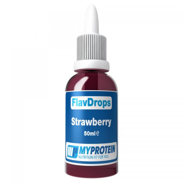 FlavDrops (50ml), MyProtein