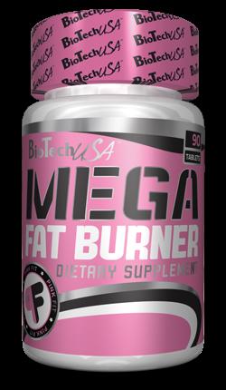 Mega Fat Burner (90 Tabs), BioTechUSA