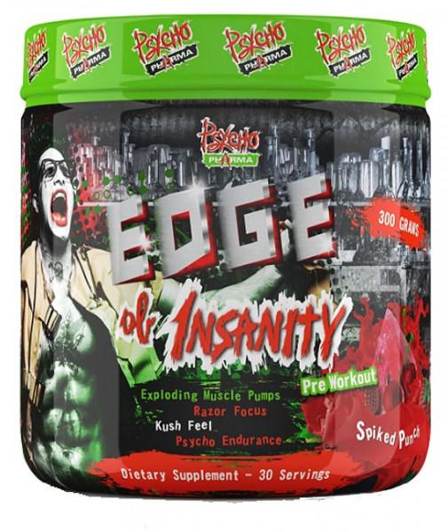 Edge of Insanity Hardcore Booster (300g), Psycho Pharma