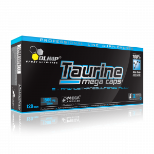 Taurine (120 Caps), Olimp
