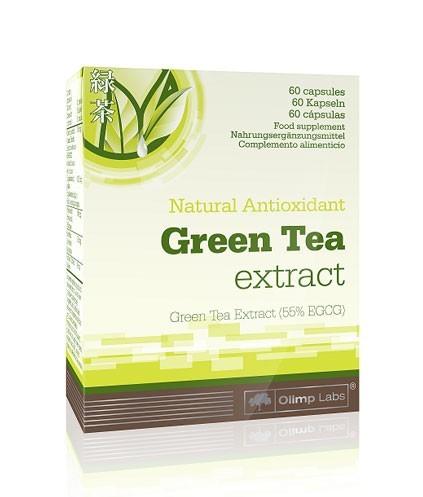 Green Tea Extract (60 Caps), Olimp