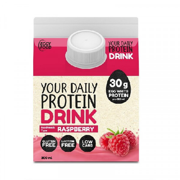Your Daily Protein Drink (300ml), Eggy Food
