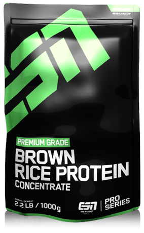 Brown Rice Protein Concentrate (1000g), ESN