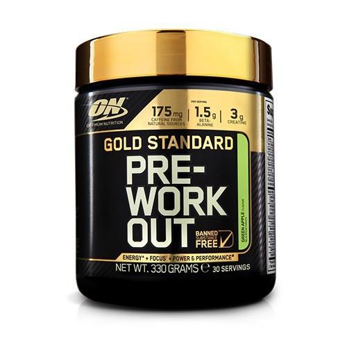 Gold Standard Pre-Workout (330g), Optimum Nutrition