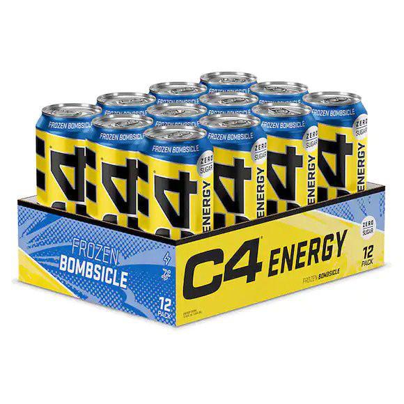 12er Tray C4 Energy Drink inkl. Pfand (12x500ml), Cellucor