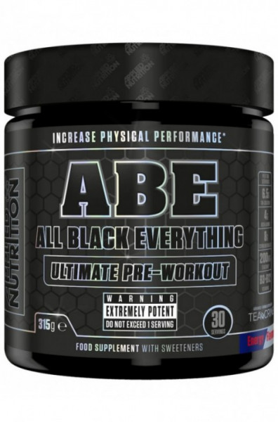 APPLIED NUTRITION ABE ALL BLACK EVERYTHING 315G