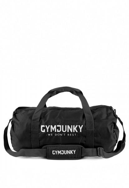 Dufflebag Black, Gymjunky