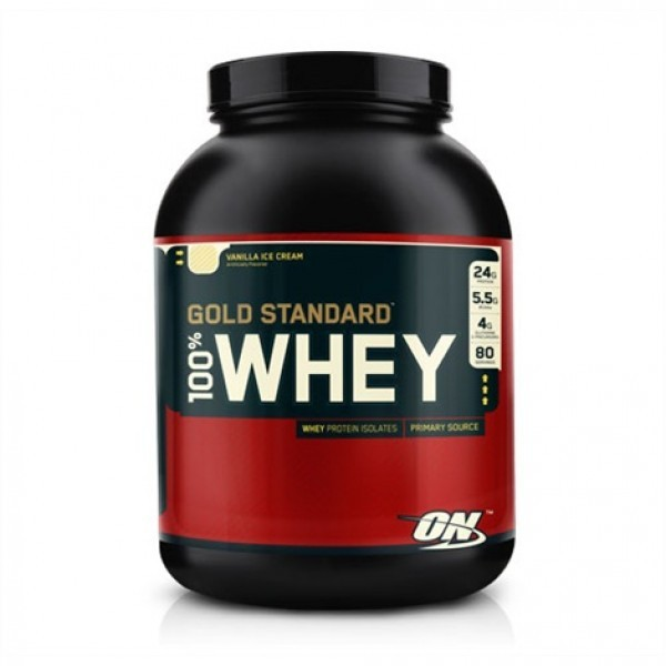 Gold Standard 100% Whey (2270g), Optimum Nutrition