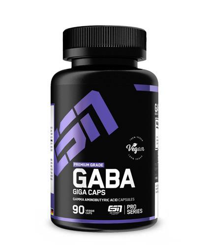 GABA Giga Caps (90 Caps), ESN