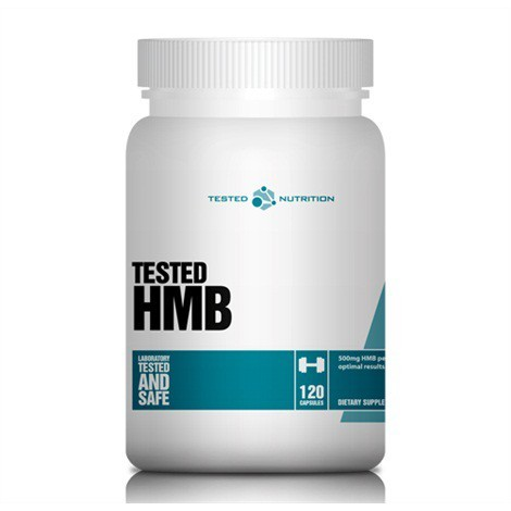 Tested HMB (120 Caps), Tested Nutrition