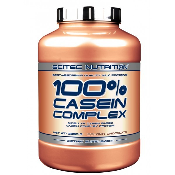 100% Casein Complex (2350g), Scitec Nutrition