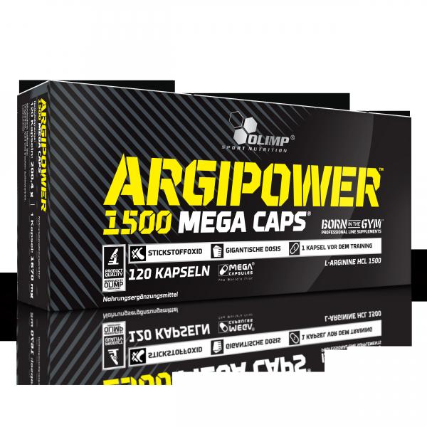 Argi Power 1500 Mega Caps (120 Caps), Olimp