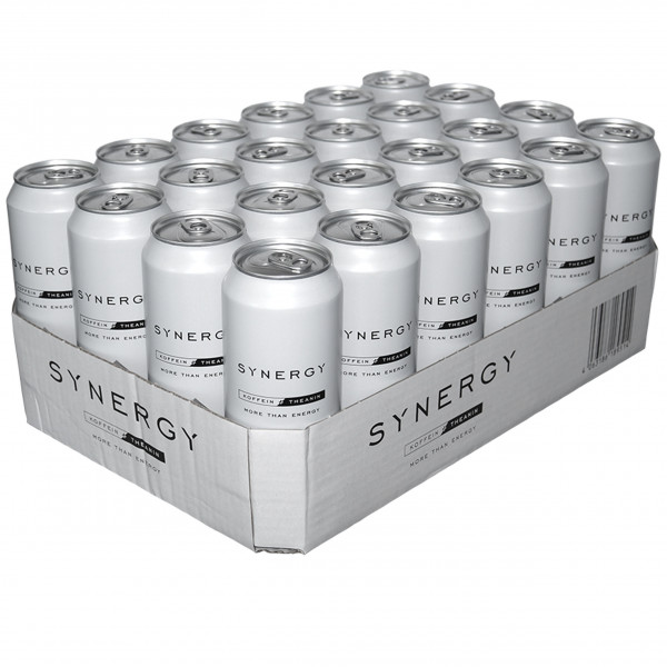 24 Dosen Synergy Drink (inkl. Pfand), More Nutrition