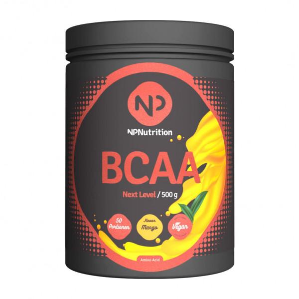 BCAA (500g), NP Nutrition