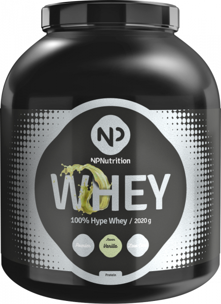 100% Hype Whey (2020g), NP Nutrition