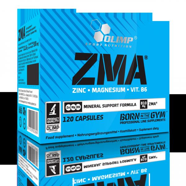 ZMA (120 Caps), Olimp