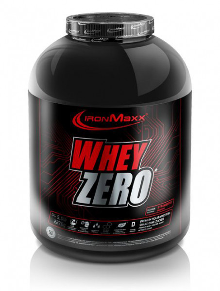 Whey Zero (2270g), Ironmaxx Nutrition