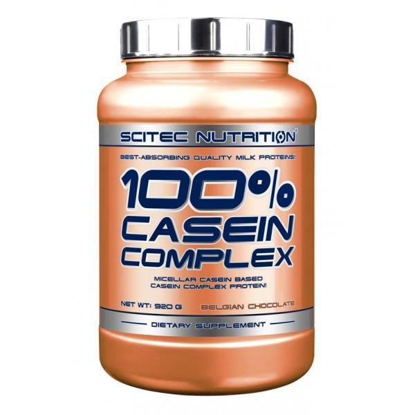 100% Casein Complex (920g), Scitec Nutrition