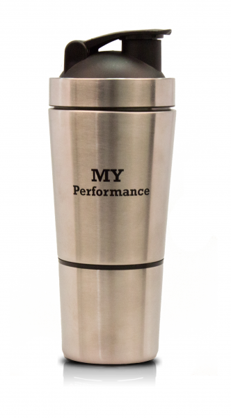 Metall-Shaker (600ml), My Performance