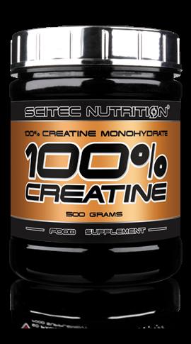100% Creatine Monohydrat (500g), Scitec Nutrition