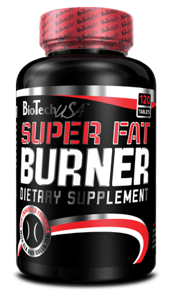 Super Fat Burner (120 Tabs), BioTechUSA