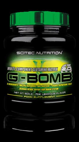 G-Bomb 2.0 (500g), Scitec Nutrition