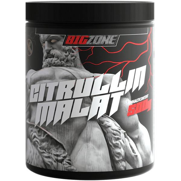 L-Citrullin Malat (500g), BigZone