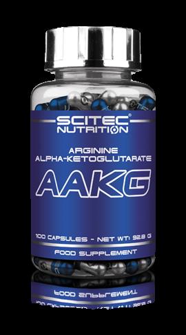 AAKG (100 Caps), Scitec Nutrition
