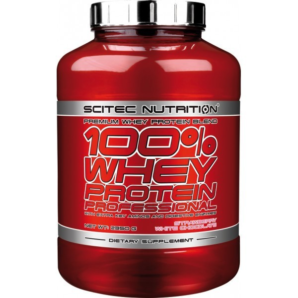 100% Whey Professional (2350g), Scitec Nutrition