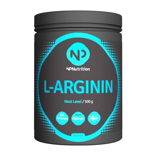 L-Arginin HCI (500g), NP Nutrition