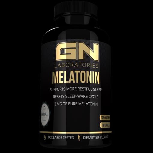 Melatonin (90 Caps), GN Laboratories
