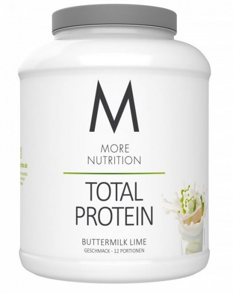 More Nutrition Total Protein, 600g Dose