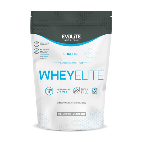 Whey Elite (900g), Evolite