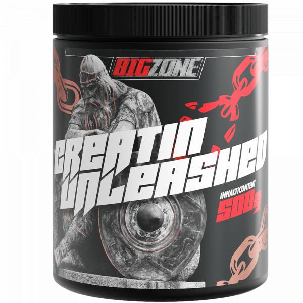 Creatin Unleashed (Creapure®) (500g), BigZone