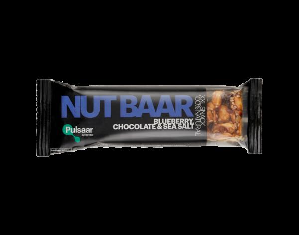 Natural Baar Nussriegel (12x60g), Pulsaar Nutrition